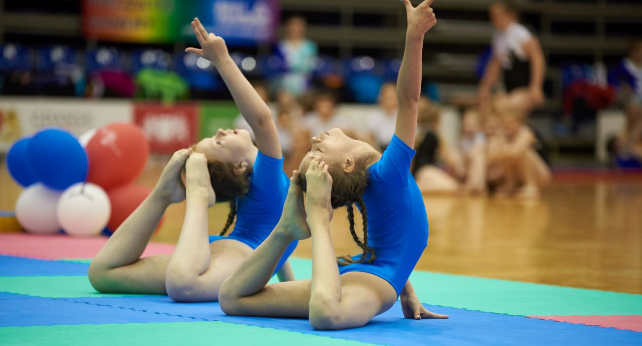 Szkoła gimnastyki sportowej